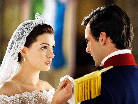 Anne Hathaway Plans to Make Princess Diaries 3 with Garry