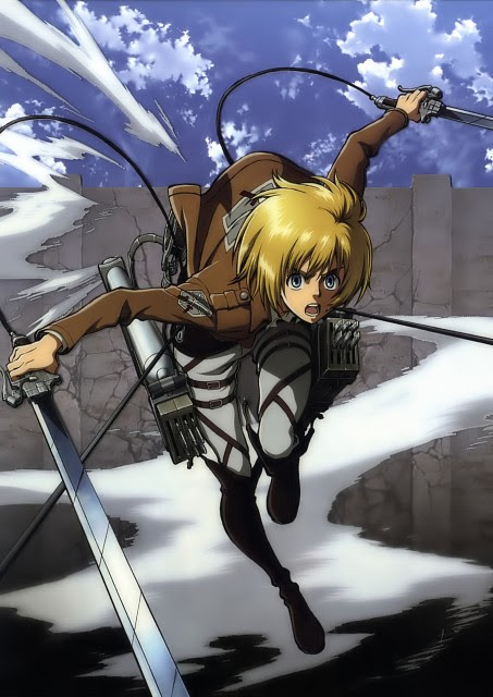 Armin Arlert Wallpaper And Scan Gallery Minitokyo
