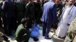 Esta es la primera ejecución realizada en el centro de Saná, capital de Yemen, desde el 2014. (AFP)
