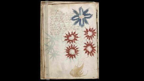 une page du manuscrit (DR)