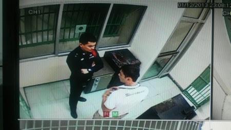 policia tailandesa comisaria tailandia bangkok