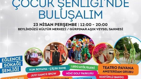 Istanbul Haberleri 23 Nisanda Beylikdüzü Eğlence Parkına
