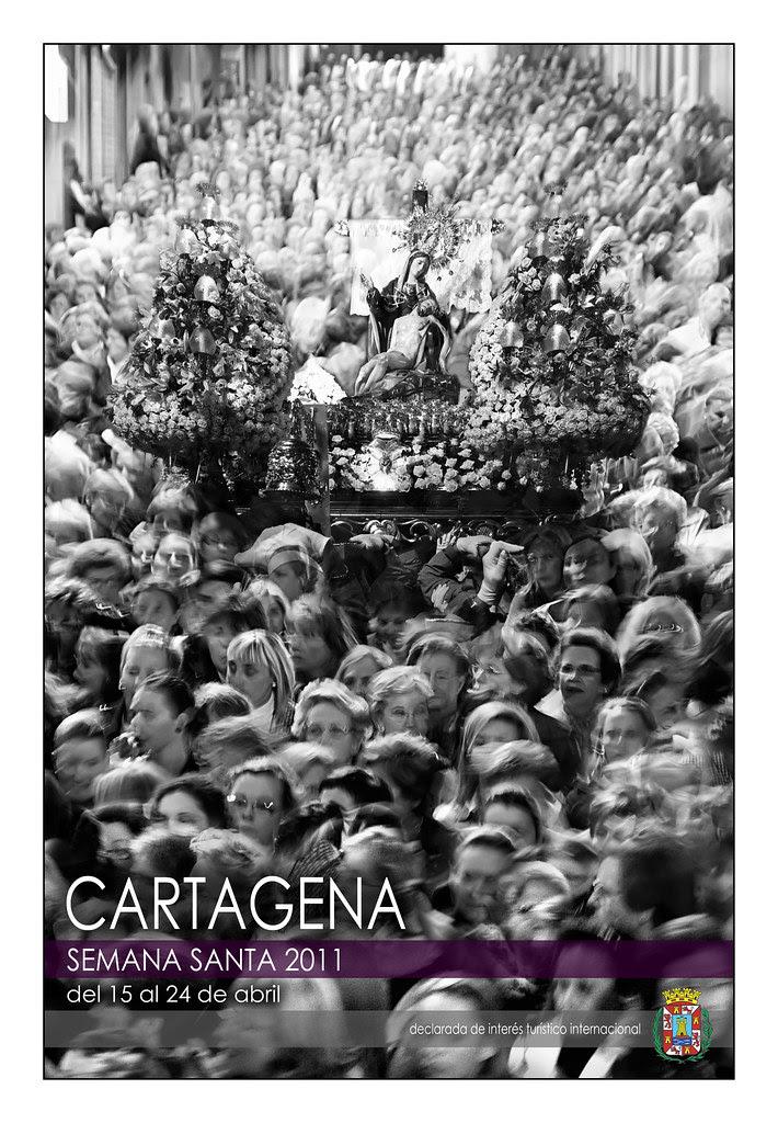PROPUESTA CARTEL SEMANA SANTA 2011
