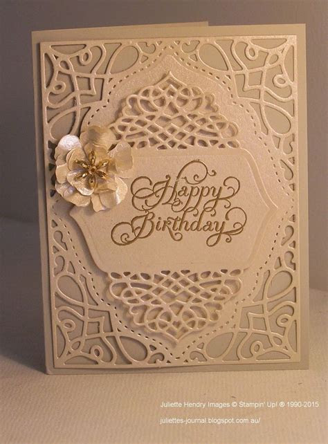 Best 25  Spellbinders cards ideas on Pinterest