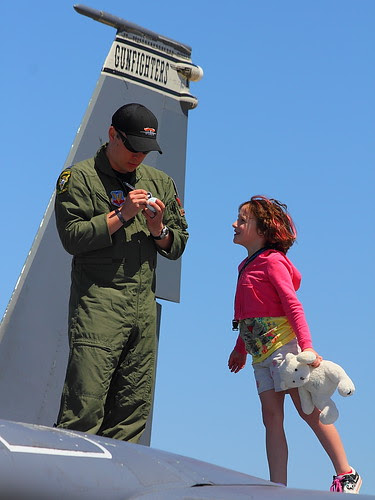 IMG_8568 Could You Sign It for Me? Beale AFB Air Show, CA