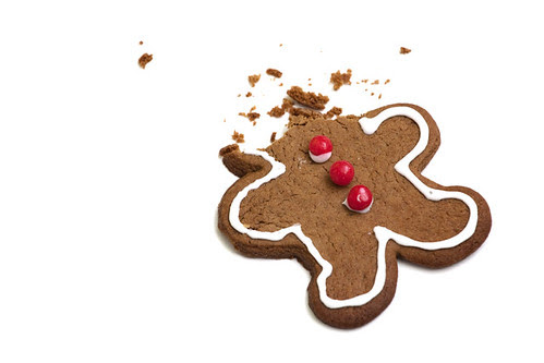 holiday cookie stock photos