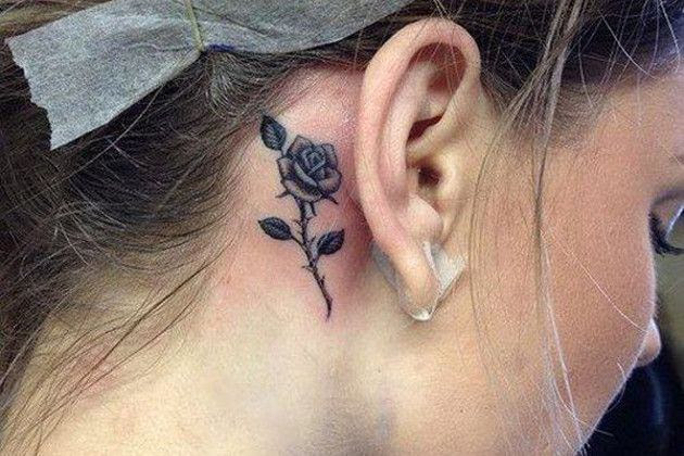 35 Ingeniosas Ideas Para Tatuajes Discretos
