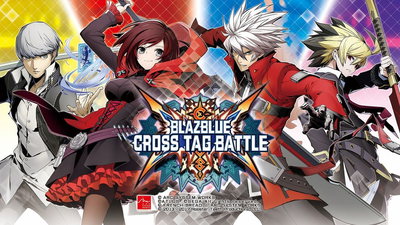 BlazBlEU - BlazBlue Cross Tag Battle Is Out Now In Europe