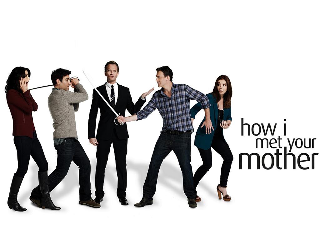 How I Met Your Mother How I Met Your Mother Wallpaper 36324299