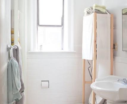 IVAR Bathroom Space Saver over toilet for renters IKEA Hackers IKEA Hackers