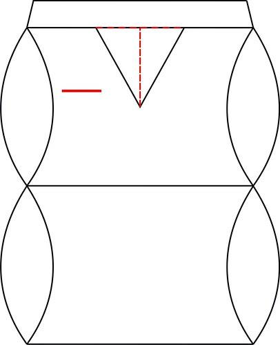 Groom box template.