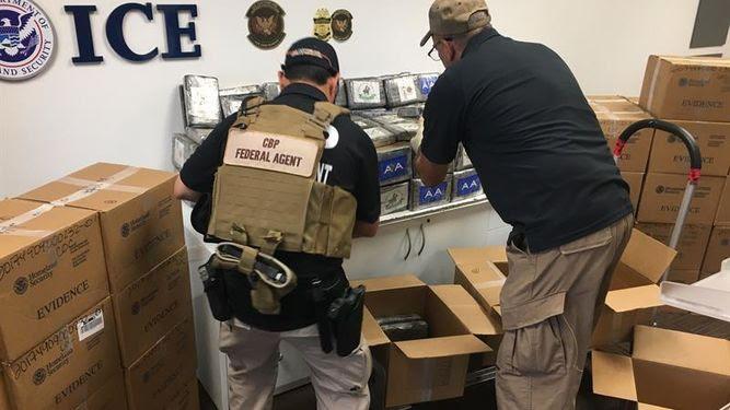 PUERTO RICO: Arrestan 3 dominicanos con alijo valorado en US$3,7 millones