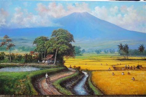 Gambar Pemandangan Alam Pedesaan - Woww!!! Indah Banget ...