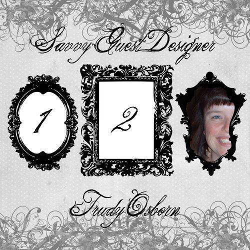 Guest Designers Trudy Osborn