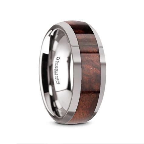 Larson Jewelers Wood Inlay Ring