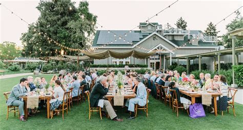 Long Meadow Ranch   Events   Wedding & Private Events
