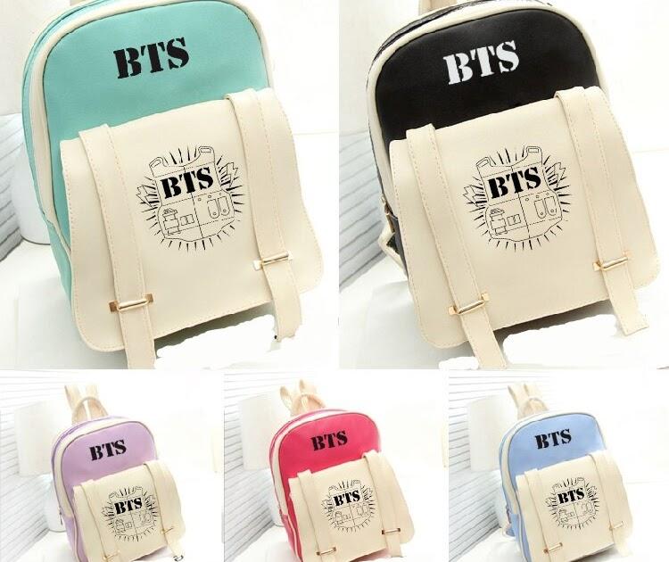 71edc4b33bec Купить Kpop дома BTS Bangtan обувь для мальчиков же из искусственной кожи Модные  школьный рюкзак студент сумка Цена Дешево | tamagiku