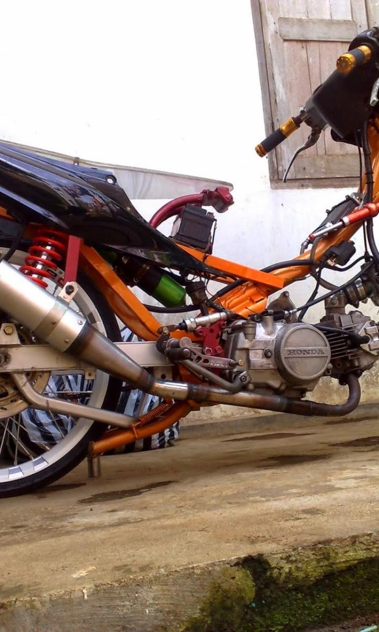 Download 93 Gambar Motor Drag Karisma Terbaru Dan Terkeren Codot