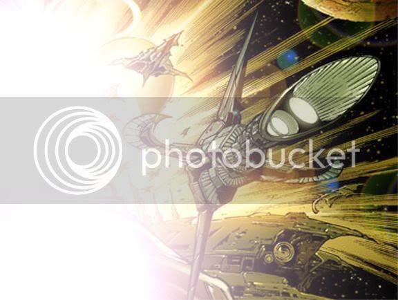X-men do Espaço