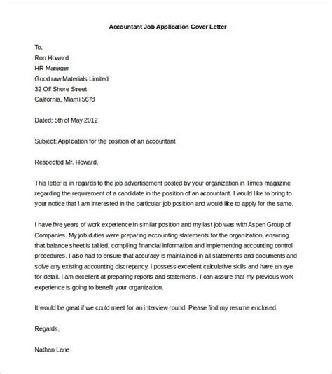 cover letter  job word format cover letter template