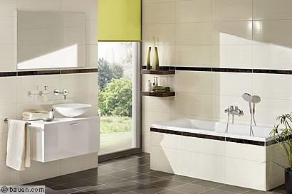 Badezimmer mit Wohlfühlambiente - bauen.com