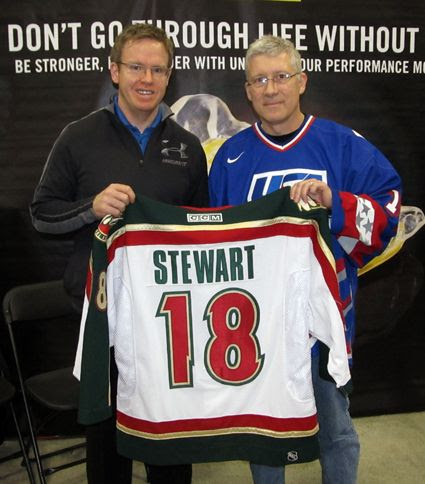 Cam Stewart, Cam Stewart