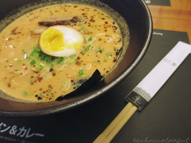 Ryu Ramen and Curry