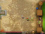 Jogar Knight orc assault Jogos
