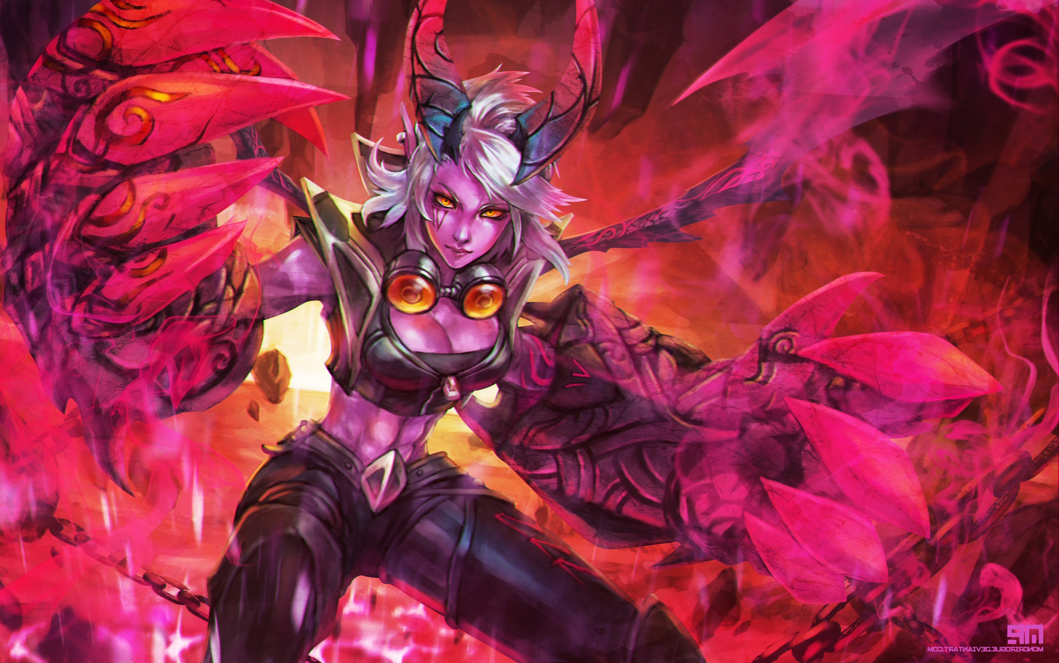 League Of Legends Vi Wallpapers Hd Desktop And Mobile Backgrounds