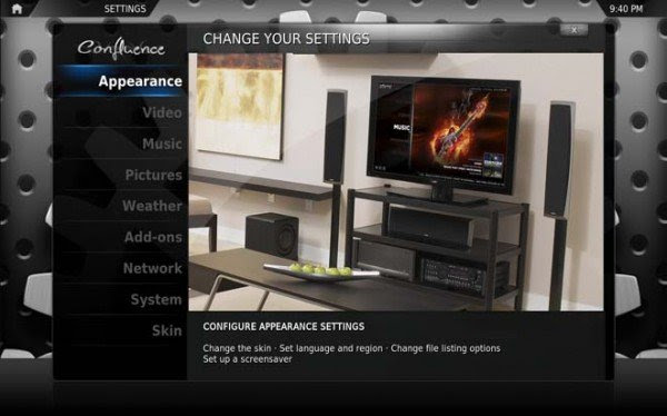 frodo03 e1353436884607 How to install XBMC Frodo on your Apple TV 2