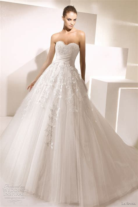 La Sposa Wedding Dresses 2012 ? Glamour Bridal Collection