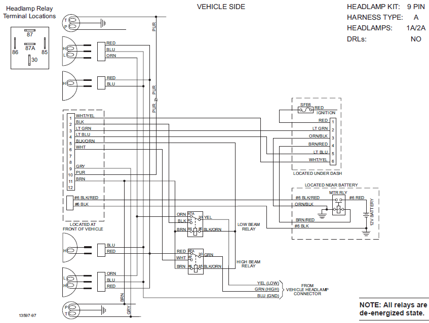chevy western unimount wiring diagram - wiring diagram  wiring diagram