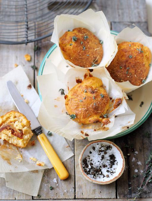Glutenfree cottage cheese muffins  Jamie Oliver  Food  Jamie Oliver UK
