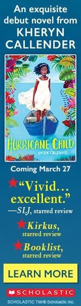 The Hurricane Child by Kheryn Callender