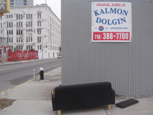 Kent and Metropolitan Street Sofa