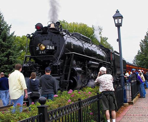James J Hill Days Railroad