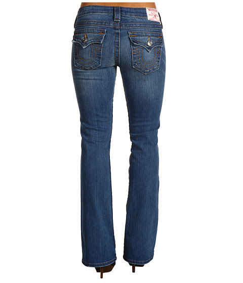Cheap True Religion Petite Becky Boot In Short Fuse Short Fuse