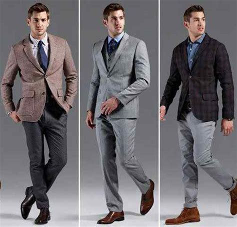 trends  business casual attire   men life