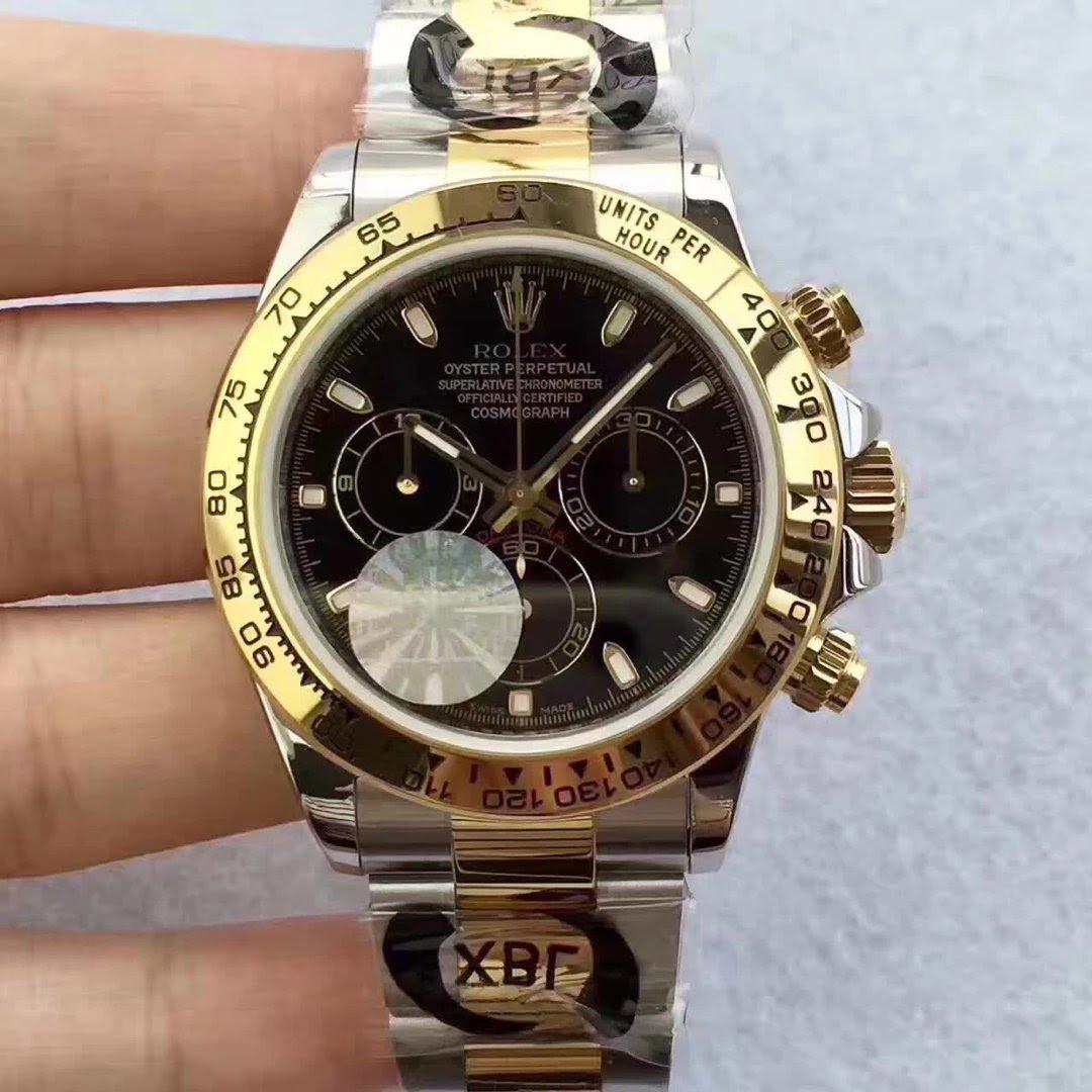 Rolex Daytona Two Tone Watch Replica