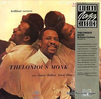 MONK, THELONIOUS brilliant corners