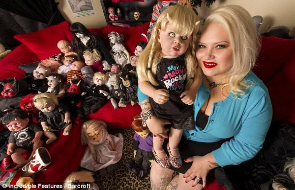 Koleksi boneka
