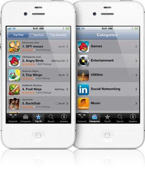 App Store atingiu o impressionante número de 700 mil aplicativos (foto: reprodução)