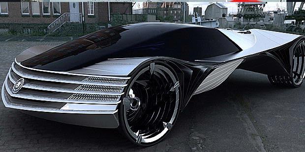 Mobil Bertenaga Nuklir