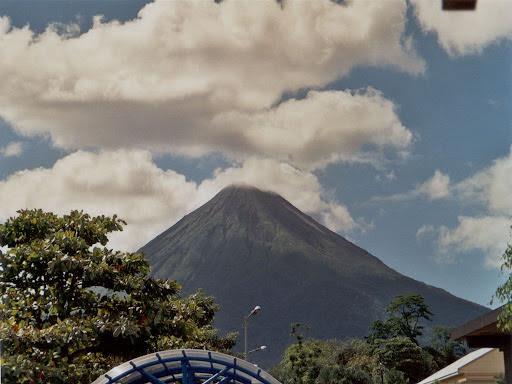 Costarica - Vulcano Arenal