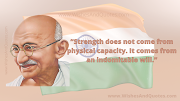 Mahatma Gandhi Jayanti: Wishes, Quotes, Messages, Status, Greetings