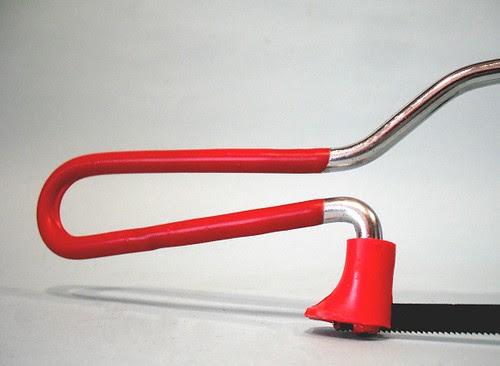 Hacksaw handle