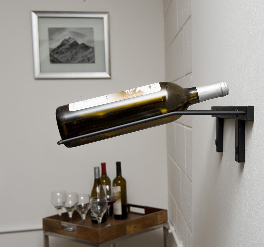 Presentation Row Metal Wine Rack 3 To 9 Bottles Vintageview