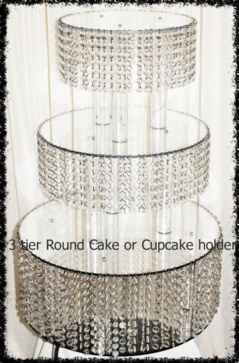 Cake stand and Cupcake stands    Wedding Rentals Toronto Gta.