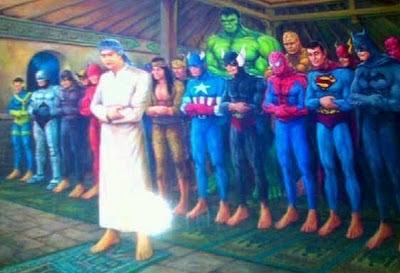 Super Hero Shalat