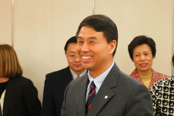 Image result for Yi Xiaozhun 2013 appointment as deputy leader of the World Trade Organization,